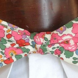 Tying the (bow tie) knot